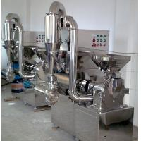 High Speed Herbal Crushing Machine , Easy Operation Medicine Pulverizer Manufactures