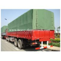 Buy cheap SINOTRUK HOWO 8x4 Heavy Cargo Trucks STRONGEST TRACTOR with warranty and parts from wholesalers