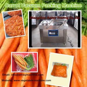 Carrot Vacuum Packaging Machine Manufactures