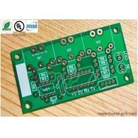 Buy cheap Custom Made Carbon Fiber High Rigidity Board copper base pcb from wholesalers