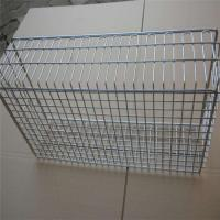 Buy cheap Flexible stainless steel wire mesh cable tray/wire basket from wholesalers