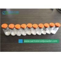 Buy cheap 99.5% High Purity Synthetic Peptide Hexarelin Freeze Dried Powder CAS 140703-51-1 from wholesalers