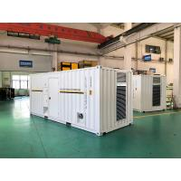 Buy cheap 355 KW Shaft Power IP55 High Pressure Screw Air Compressor from wholesalers