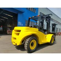 Buy cheap 48Ton Heavy Diesel Forklift Truck With Chinese or Japanese Engine from wholesalers