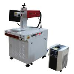 Buy cheap Nameplate tube UV Laser Marking Machine / Portable Laser Marking Equipment from wholesalers