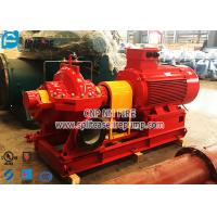 Buy cheap Superior Grade Horizontal Electric Start Fire Fighting Pump UL And FM Certification from wholesalers