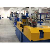 China 500 M/ Min Automatic Cable Coiling Machine / Equipment For Extrusion Production Line on sale
