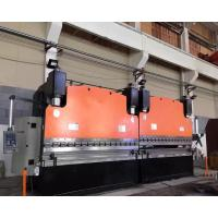 Buy cheap 4000mm Steel Sheet CNC Tandem Press Brake Machine with Electro-hydraulic servo from wholesalers