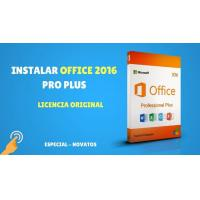Buy cheap Full Language Microsoft Office 2016 Professional Plus Key Code Retail Box DVD Pack from wholesalers