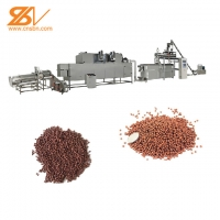 Buy cheap SUS Aquaculture Fish Feed Manufacturing Machine 100kg/H-6t/H from wholesalers