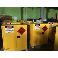 Buy cheap Hazardous Chemical Storage Cabinets Fireproof  for Chemical Liquid 160 litres from wholesalers