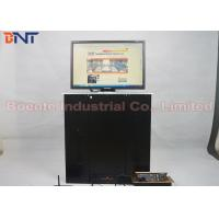 Buy cheap 17 Inch LED / LCD Screen Lift For Office Audio Video Conference System from wholesalers