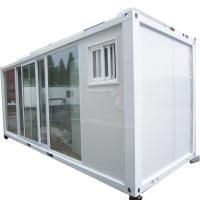 Buy cheap Prefab Modular Moveable Container House Container Office 20ft 40ft from wholesalers