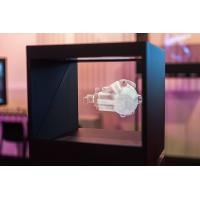 Buy cheap 500cd / m2 3D Holo Box Holographic Transparent Screen Display 32 from wholesalers