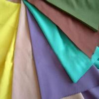Buy cheap 100% Nylon bead/pearly coated fabric with 150cm Width from wholesalers