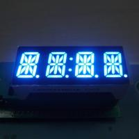 Buy cheap SGS Anode 14 Segment Alphanumeric Led Display For Stb Car Radio from wholesalers
