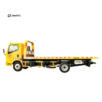 Buy cheap Sinotruk HOWO New/Used 3 tons 4x2 Wrecker Tow Road block removal truck from wholesalers