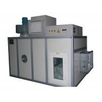China Fully Automatic High Efficiency Desiccant Dehumidifier , Pharmaceutical Industrial Dehumid on sale
