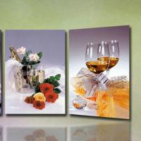 Buy cheap wholesale custom design flip effect printed animal 3d lenticular sheet-3d lenticular picture 3D flip printing christmas from wholesalers