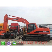 Buy cheap Doosan DH 140 150 220 225   Good Condition Digger Discount Price for Sale Second Hand Doosan 225 Used Crawler Excavator from wholesalers