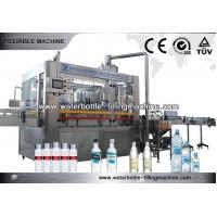 China Aseptic CSD , Beer , Bottle Jar Filling Machine Semi Automatic Capping Machine on sale