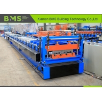Buy cheap 235-550mpa Floor Decking Roll Forming Machine WIth European Design from wholesalers