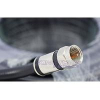Digital Camera Transmit RG6 CATV Coaxial Cable in 20M with Compression Connector
