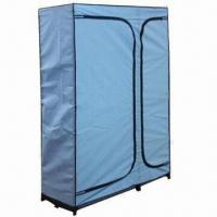 Buy cheap 120 x 45 x 145cm Nonwoven Fabric Closet, Good for Clothes Organizer from wholesalers