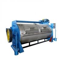 Buy cheap Shigh Safety Semi Industrial Washing Machine , Industrial Laundry Machine Innner Outer Drum from wholesalers