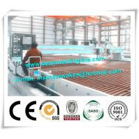 Steel Plate CNC Plasma Cutting Machine For Ship Yard Welding Manufactures
