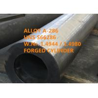 Buy cheap A-286 / UNS S66286 High Temperature Alloys For Offshore Oil And Gas Wellhead from wholesalers