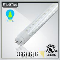 Wholesale UL DLC  18W 1200mm LED Tube Light T8 With Ballast Compatible 100-277V 110LM/W from china suppliers