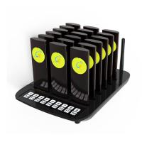 Buy cheap new design 1-18 wireless guest pager system from wholesalers