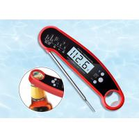 Buy cheap Instant Read Meat Digital Food Thermometer Waterproof IP67 For Food Industry from wholesalers