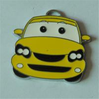 Buy cheap Etching color car style metal crafts custom promotion gifts from wholesalers
