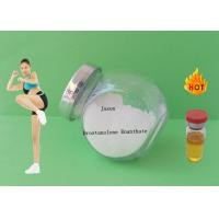 Buy cheap Fat Loss and Bodybuilding Injectable Anabolic Steroid Powder Drostanolone Enanthate /  99% Purity from wholesalers