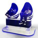 Buy cheap 360 Degree Virtual Range Simulator , Egg Chair Child Virtual Reality Game Machine from wholesalers