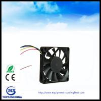 High Speed USB PWM Axial CPU Computer Case Cooling Fans 70 x 70 x 15mm Manufactures