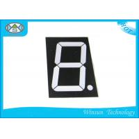 Buy cheap Red 7 Segment Led Display Energy Saving 0.56 Inch One Digit For Audio Equipment from wholesalers