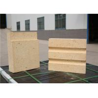 Buy cheap Light Yellow Color High Temperature Bricks Calcined Bauxite Raw Materials from wholesalers