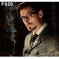 Buy cheap Fashion Stretch Bluetooth Wireless Clip Business Headset Headphone  F920 from wholesalers