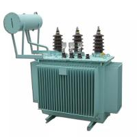 Buy cheap Oil Immersion Overhead Distribution Transformer 33kv / 0.4kv Anti Theft from wholesalers