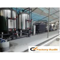 China UV Sterilizer Auto Mineral Water Treatment Equipments Electrical Driven type on sale