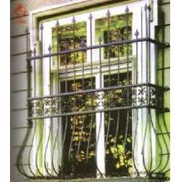Buy cheap Wrought Iron Safe Guard Window from wholesalers
