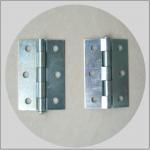 Buy cheap Brazil Type Ball Bearing Hinges For Interior Doors , Indoor Door Hinges Zinc Plated from wholesalers