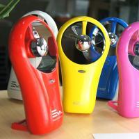 Buy cheap 2014 new ABS plastic mini handheld desk fan product