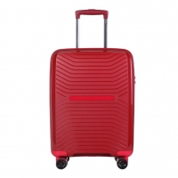 Wholesale Hard Shell Double Wheel Red ODM Stylish Trolley Bags from china suppliers
