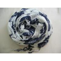 Wholesale Fashion Printed Polyester Scarf (HP-C009) from china suppliers
