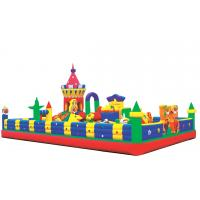 Buy cheap INflatable Outdoor Play Structures for Kids with Balanced Bouncing Surface A-10101 from wholesalers