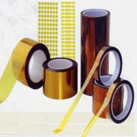 Buy cheap silicone Great kapton polyimide tape,heat resistant polyimide tape for sublimation from wholesalers